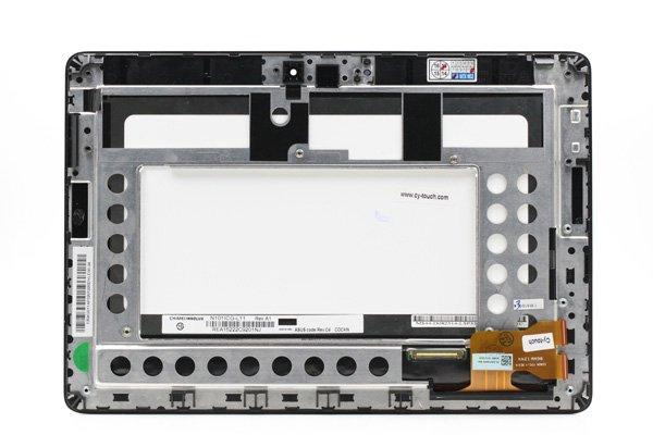 ASUS MeMO Pad Smart ME301T フロントパネルASSY [2]