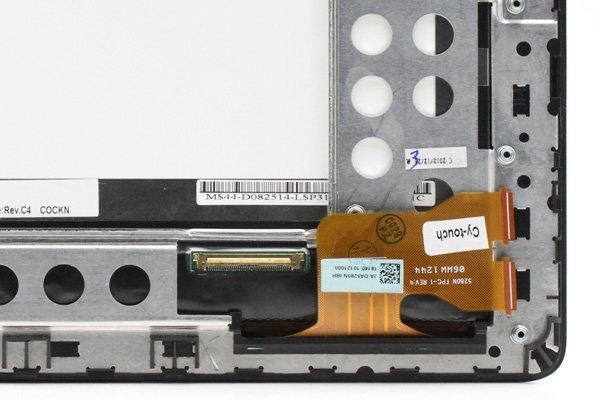 ASUS MeMO Pad Smart ME301T フロントパネルASSY [4]