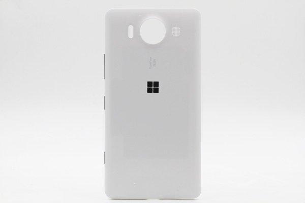 【ネコポス送料無料】Microsoft Lumia950 バックカバー 全2色 [3]
