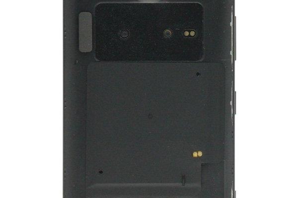 【ネコポス送料無料】Microsoft Lumia950 バックカバー 全2色 [6]