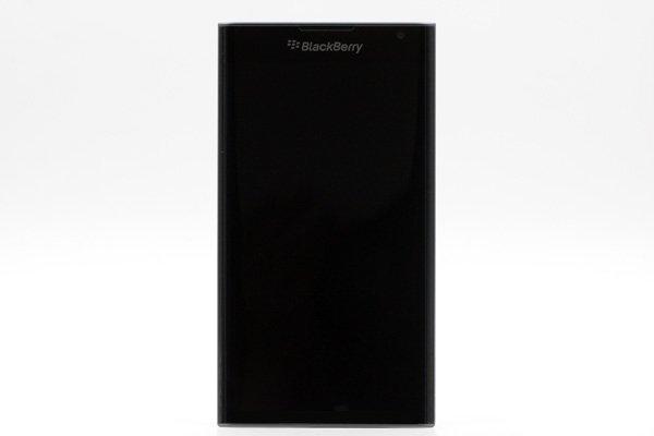 Blackberry Priv フロントパネルASSY 交換修理 [1]