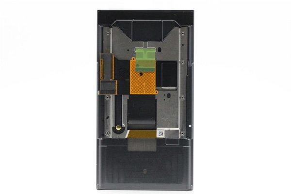 Blackberry Priv フロントパネルASSY 交換修理 [2]