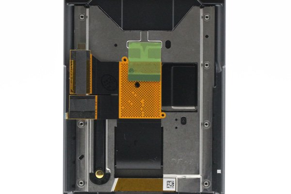 Blackberry Priv フロントパネルASSY 交換修理 [4]