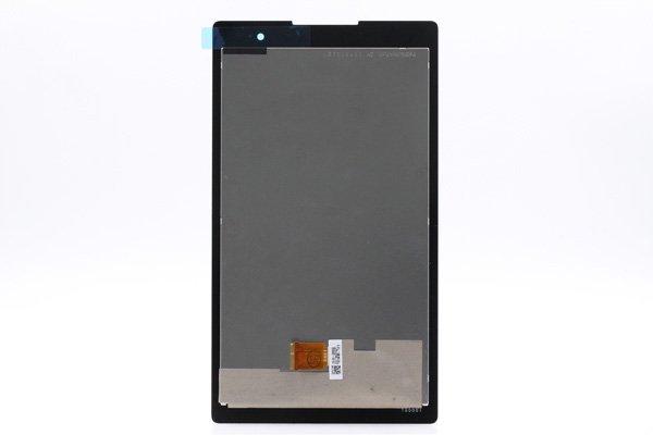 ASUS ZenPad C 7.0 (Z170CG)フロントパネル交換修理 ブラック [2]
