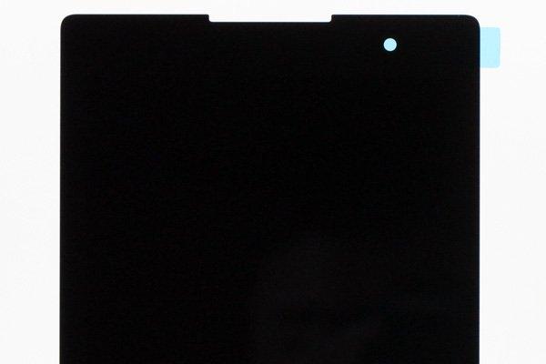 ASUS ZenPad C 7.0 (Z170CG)フロントパネル交換修理 ブラック [3]