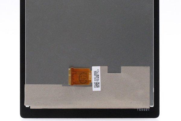 ASUS ZenPad C 7.0 (Z170CG)フロントパネル交換修理 ブラック [4]