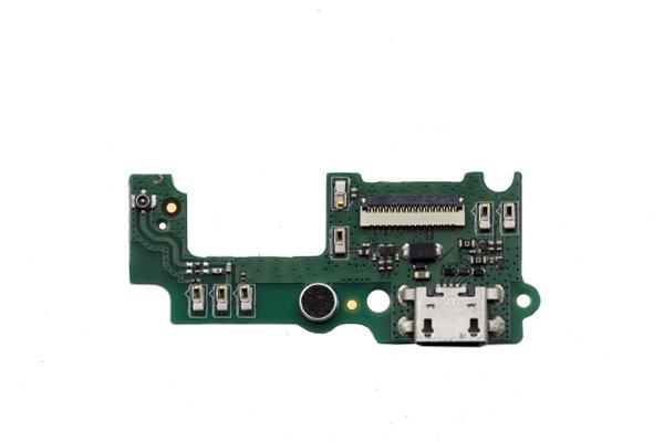 【ネコポス送料無料】HUAWEI Enjoy5S マイクロUSBコネクターボード [1]