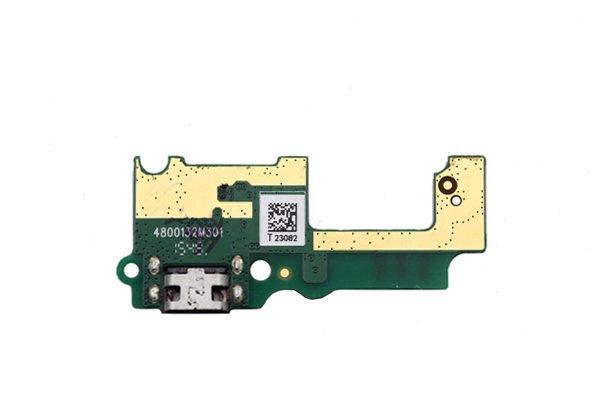 【ネコポス送料無料】HUAWEI Enjoy5S マイクロUSBコネクターボード [2]