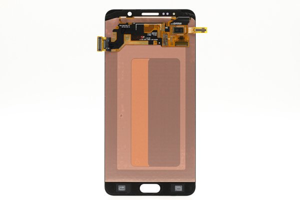 Galaxy Note5 (SM-N9200) フロントパネル ゴールド [2]