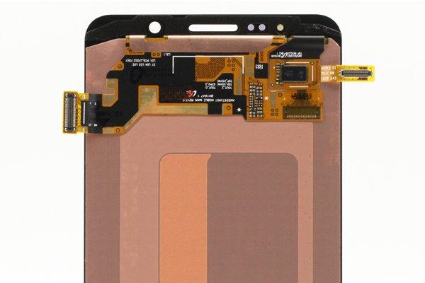 Galaxy Note5 (SM-N9200) フロントパネル ゴールド [4]