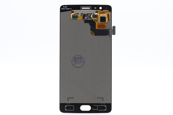 OnePlus3 フロントパネル交換修理 ブラック [2]