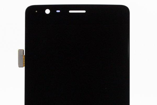 OnePlus3 フロントパネル交換修理 ブラック [3]