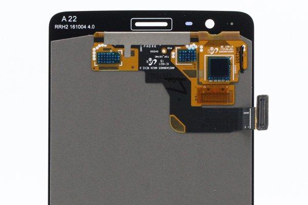 OnePlus3 フロントパネル交換修理 ブラック [4]