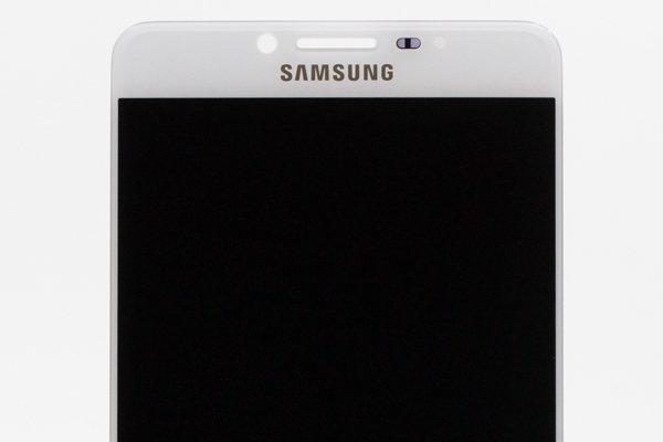 Galaxy C9 Pro フロントパネル ホワイト [3]