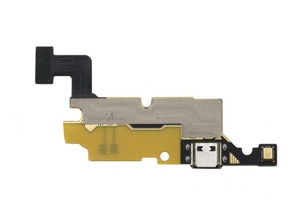 【ネコポス送料無料】Galaxy Note(GT-N7000)マイクロUSBコネクターボードASSY [2]