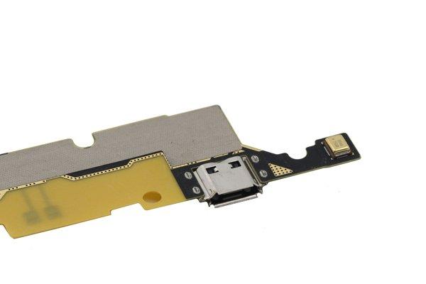 【ネコポス送料無料】Galaxy Note(GT-N7000)マイクロUSBコネクターボードASSY [3]
