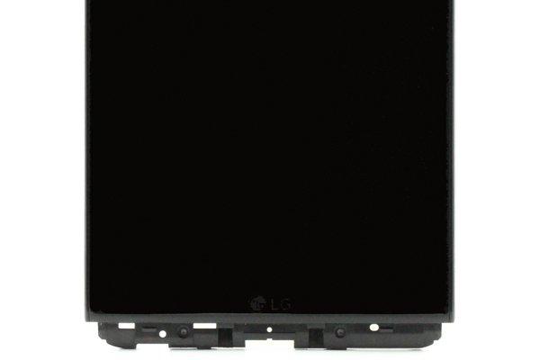 LG V20(F-800L)フロントパネルASSY 交換修理 [5]