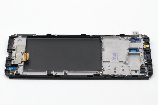 LG V20(F-800L)フロントパネルASSY 交換修理 [6]