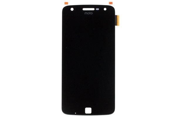 Motorola Moto Z Play(XT1635-02)フロントパネル 交換修理 全2色 [1]