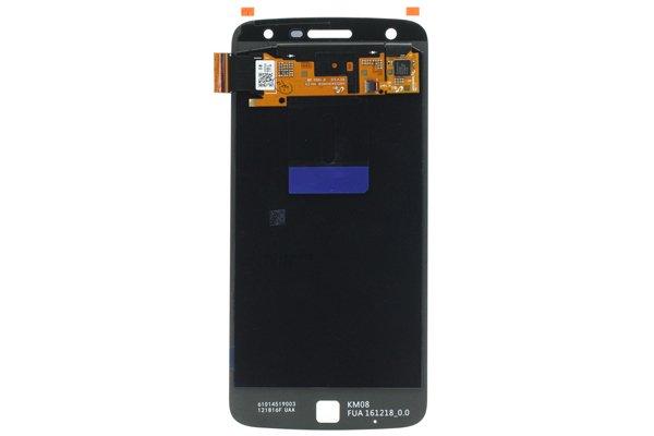 Motorola Moto Z Play(XT1635-02)フロントパネル 交換修理 全2色 [2]