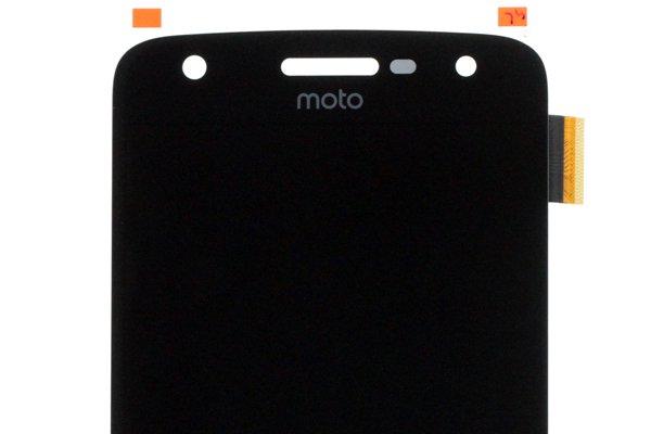Motorola Moto Z Play(XT1635-02)フロントパネル 交換修理 全2色 [3]