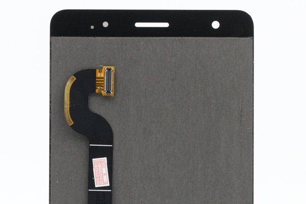 Zenfone3 Deluxe(ZS570KL)フロントパネル 交換修理 ゴールド [4]