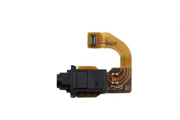 【ネコポス送料無料】Xperia X Compact(F5321 SO-02J)イヤホンジャックケーブル [1]