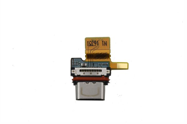Xperia X Compact(F5321 SO-02J)USB Type-C コネクターケーブル交換修理 [1]