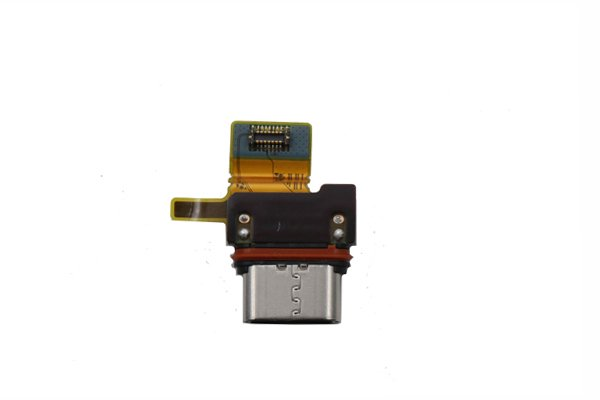 Xperia X Compact(F5321 SO-02J)USB Type-C コネクターケーブル交換修理 [2]