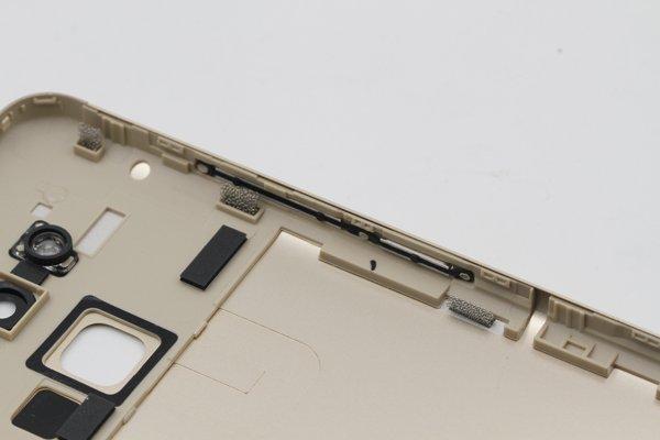 【ネコポス送料無料】ZenFone 3 Max(ZC520TL)バックカバー 全3色 [13]