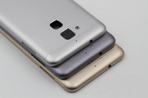 【ネコポス送料無料】ZenFone 3 Max(ZC520TL)バックカバー 全3色 [15]