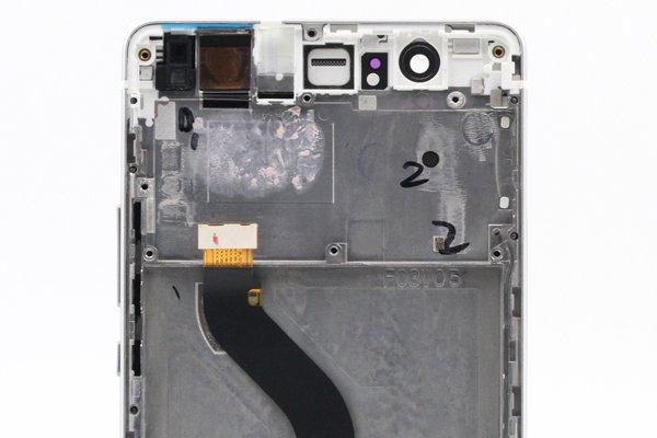 HUAWEI P9 Lite フロントパネルASSY 全3色 [4]