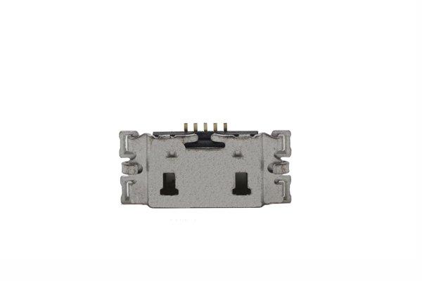 ASUS ZenFone Go(ZB551KL)マイクロUSBコネクター交換修理 [1]