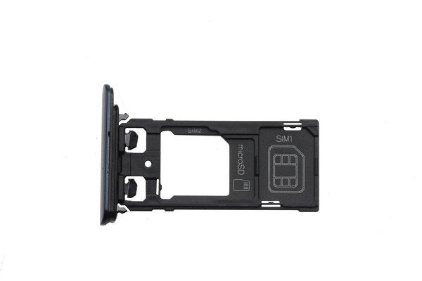 【ネコポス送料無料】Xperia XZ Dual SIMカードトレイ 全4色 [1]