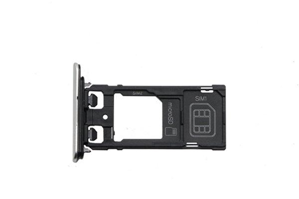 【ネコポス送料無料】Xperia XZ Dual SIMカードトレイ 全4色 [3]