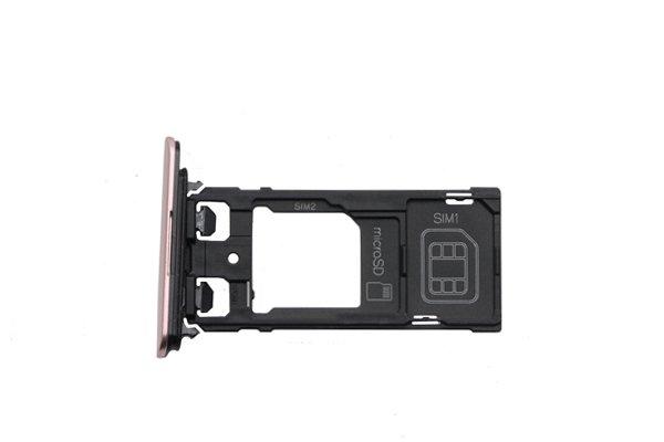 【ネコポス送料無料】Xperia XZ Dual SIMカードトレイ 全4色 [5]