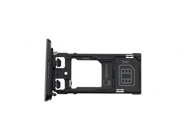 【ネコポス送料無料】Xperia XZ Dual SIMカードトレイ 全4色 [7]