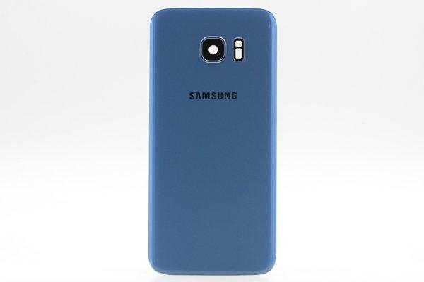 【ネコポス送料無料】Galaxy S7 Edge (SM-G935) 背面カバー  全4色