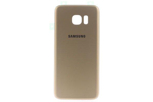 【ネコポス送料無料】Galaxy S7 Edge (SM-G935) 背面カバー  全5色 [11]