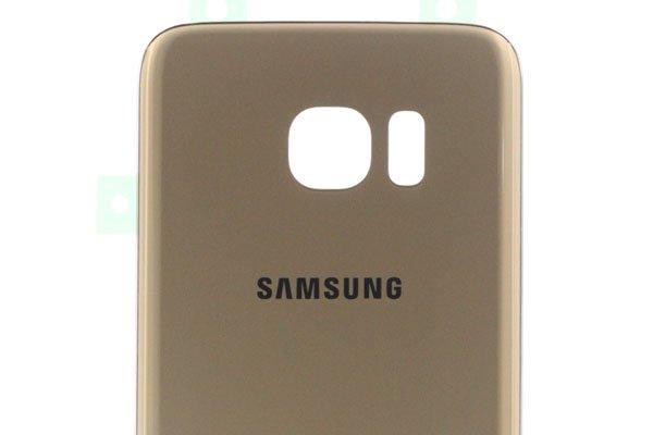 【ネコポス送料無料】Galaxy S7 Edge (SM-G935) 背面カバー  全5色 [13]