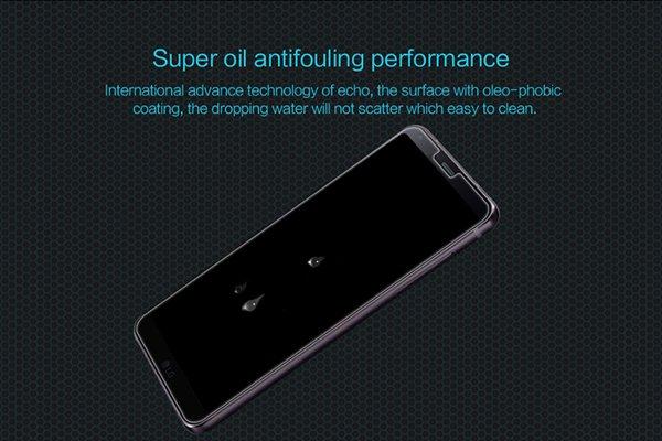 【ネコポス送料無料】LG G6 強化ガラスフィルム ナノコーティング 硬度9H  [4]