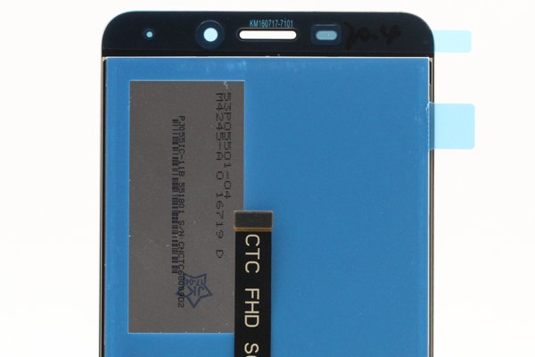 Zenfone3 Laser(ZC551KL)フロントパネル交換修理 全3色 [3]