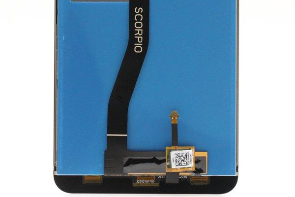 Zenfone3 Laser(ZC551KL)フロントパネル交換修理 全3色 [4]