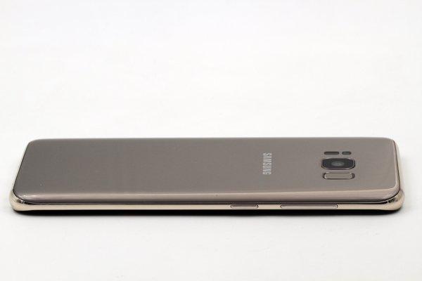 【ネコポス送料無料】Galaxy S8 モックアップ(展示用模型)ゴールド [4]