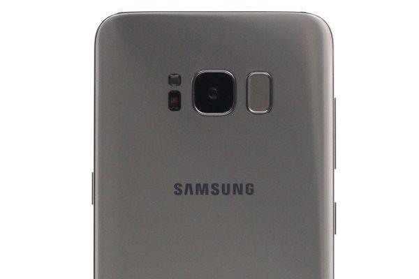 【ネコポス送料無料】Galaxy S8 モックアップ(展示用模型)ゴールド [5]