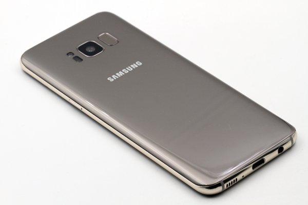 【ネコポス送料無料】Galaxy S8 モックアップ(展示用模型)ゴールド [8]