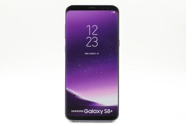 【ネコポス送料無料】Galaxy S8+ モックアップ(展示用模型)全3色 [3]