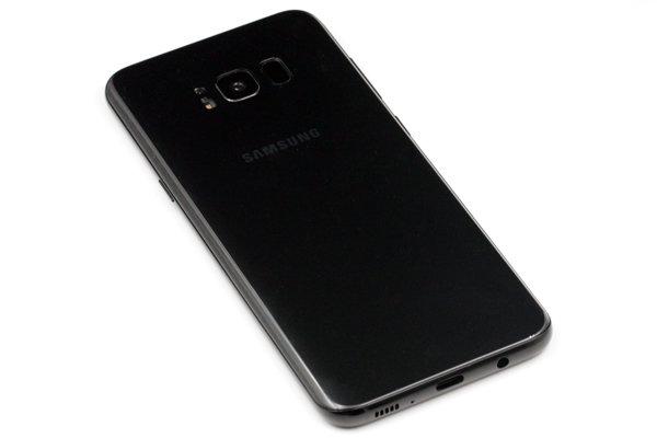 【ネコポス送料無料】Galaxy S8+ モックアップ(展示用模型)全3色 [10]