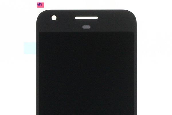 Google Pixel フロントパネル ブラック 修理 [3]
