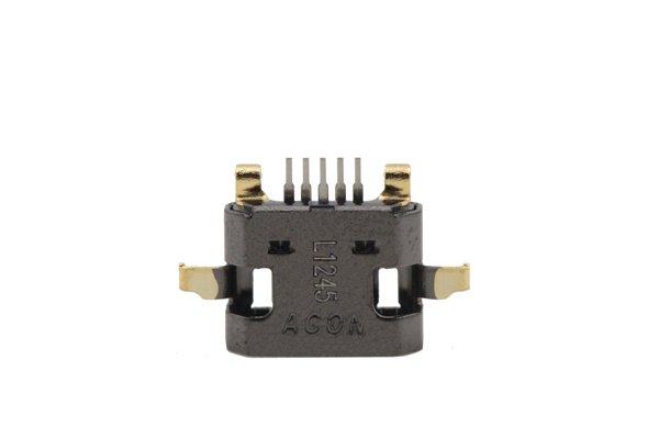 ZenFone 2 Laser(ZE601KL)マイクロUSBコネクター交換修理 [1]